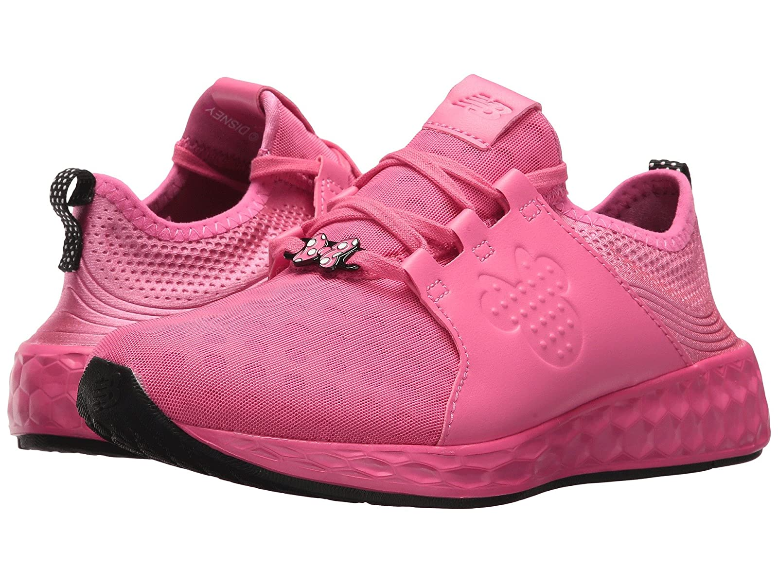New Balance Kids KJCRZv1G - Minnie Rocks the Dots (Big Kid)Atmospheric grades have affordable shoes