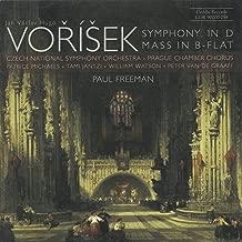 Vorisek: Symphony in D Major / Mass in B-Flat Major