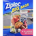 Ziploc Big Bag XL (4 Bags)