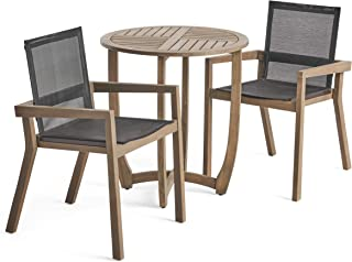 black and gray outdoor furniture