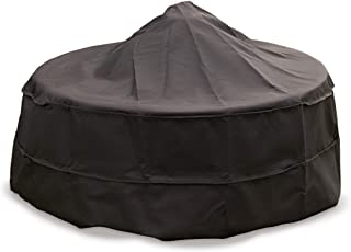 35 fire pit cover