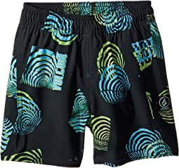 Nothing More Volley Boardshorts (Toddler/Little Kids)