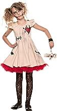 Seeing Red Tween Voodoo Doll Costume for Kids