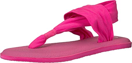 Sanuk1020273 - Yoga Sling 2 Chanclas Lisas clásico Mujer ...