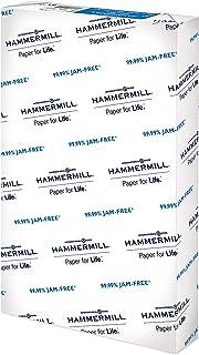 Hammermill Paper, Copy Plus Paper, 8.5 x 14 Paper, Legal Size, 20lb Paper, 92 Bright, 1 Ream / 500 Sheets (105015R) Acid F...