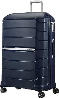 Samsonite Flux - Spinner XL Valise Extensible, 81 cm, 136 L, Bleu (Navy Blue)