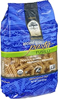 Tru`Roots Organic Ancient Grain Fussili, 8 ounce Packages (Pack of 6)