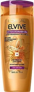 L'Oreal Paris Hair Care Advanced Extraordinary Oil Curls Shampoo, 12.6 Fluid Ounce
