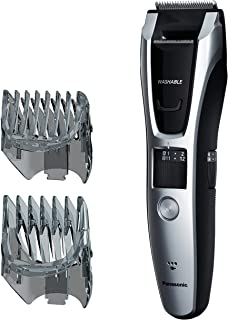 Panasonic ER-GB70-S Beard and Mustache Trimmer and Hair Clipper for Men