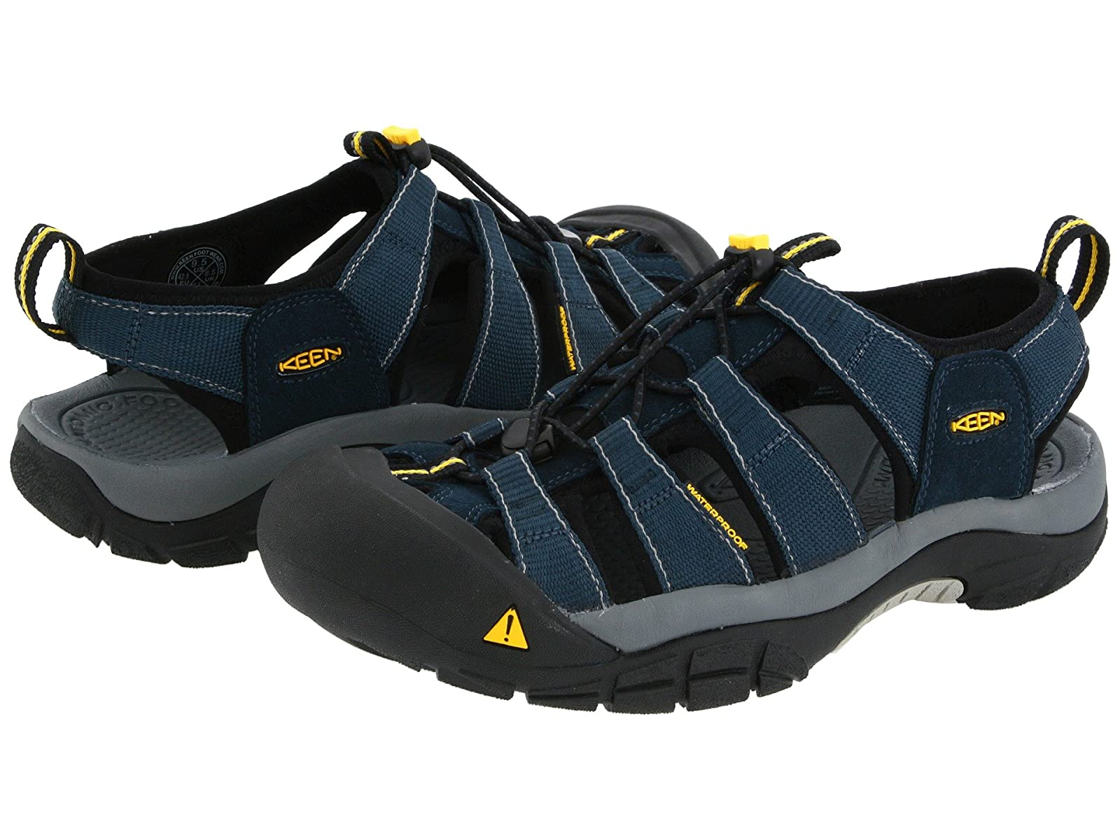 Keen Newport H2Atmospheric grades have affordable shoes