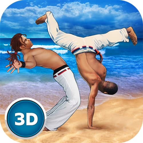Capoeira Sports Fighting Champ 3D