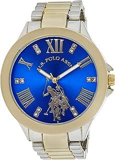 U.S. Polo Assn. Women's Quartz Metal and Alloy Casual WatchMulti Color USC40227