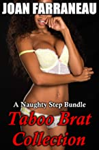 Taboo Brat Collection 1: A Man Of The House First Time Fantasy Bundle