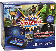 Ps Vita 2016+MC 8GB+Adventure MegaPack
