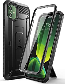 SUPCASE Unicorn Beetle Pro Series Case Designed for iPhone 11 6.1 Inch (2019 Release), Built-In Screen Protector Full-Body...