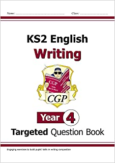 KS2 English Writing Targeted Question Book - Year 4