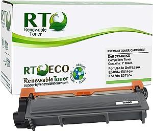 Renewable Toner Compatible Toner Cartridge Replacement for Dell 593-BBKD P7RMX Laser E310dw E514dw E515dn E515dw