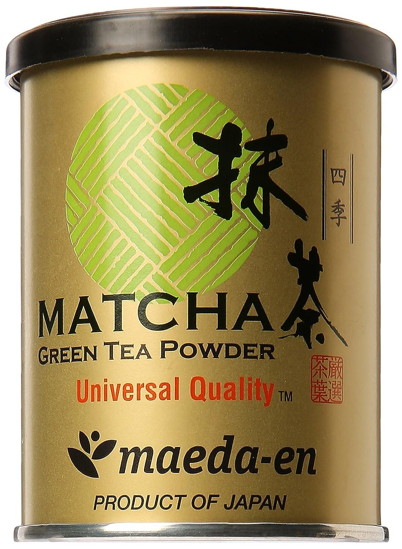 Maeda Shiki Matcha Memphis Mall 1-Ounce Green Deluxe Tea