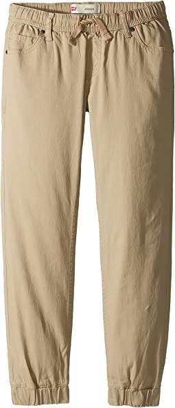 Levi's® Kids - Twill Joggers (Little Kids)
