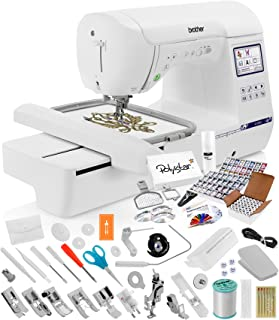 Best grand slam embroidery package Reviews