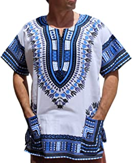 Best blue and white dashiki Reviews