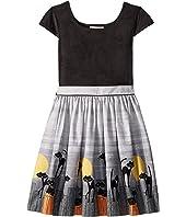 Feline Maddy Dress (Little Kids/Big Kids)