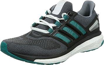 Maryanne Jones Montgomery he equivocado  adidas Energy Boost 3 M, Zapatillas de Deporte para Hombre,  Gris/Verde/Negro (Gris/Eqtver/Negbas), 50 2/3 EU: Amazon.es: Deportes y  aire libre