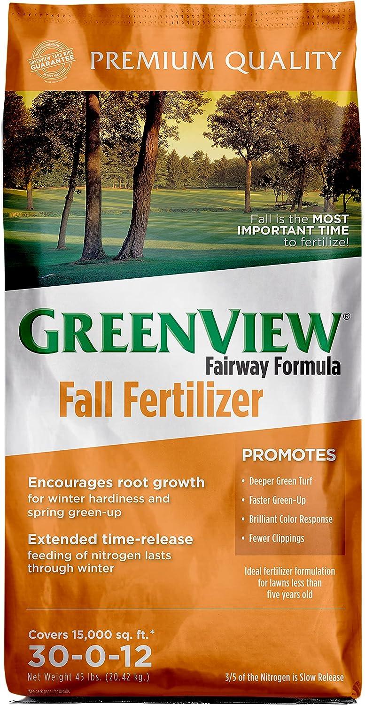 Greenview 2129861 Fairway Formula Fall 45 Now free shipping Fertilizer lb - Ranking TOP4 Cove
