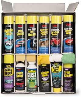 Stoner Car Care 99003 Complete Car Care and Detailing Kit - 159-Fluid Ounces