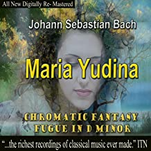 chromatic fantasy and fugue in d minor
