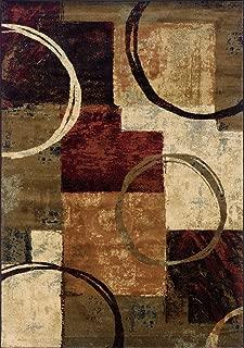Oriental Weavers Hudson 2544B Area Rug, 5'3