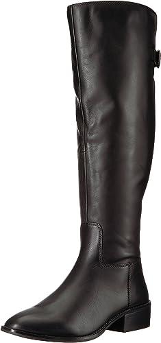 ALDO Wohommes Eresa Riding démarrage, noir Leather, 7.5 B US