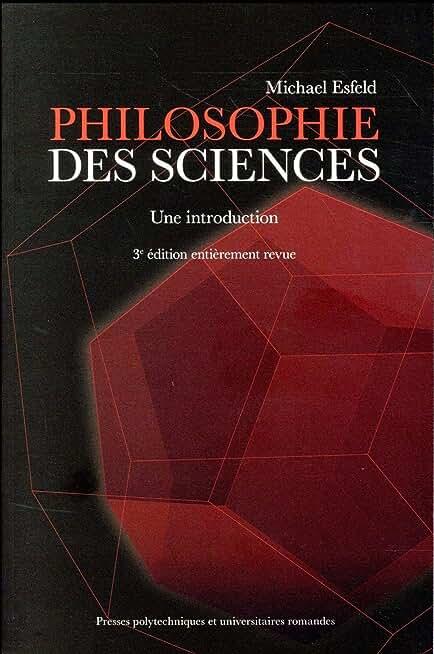 Philosophie des sciences: Une introduction