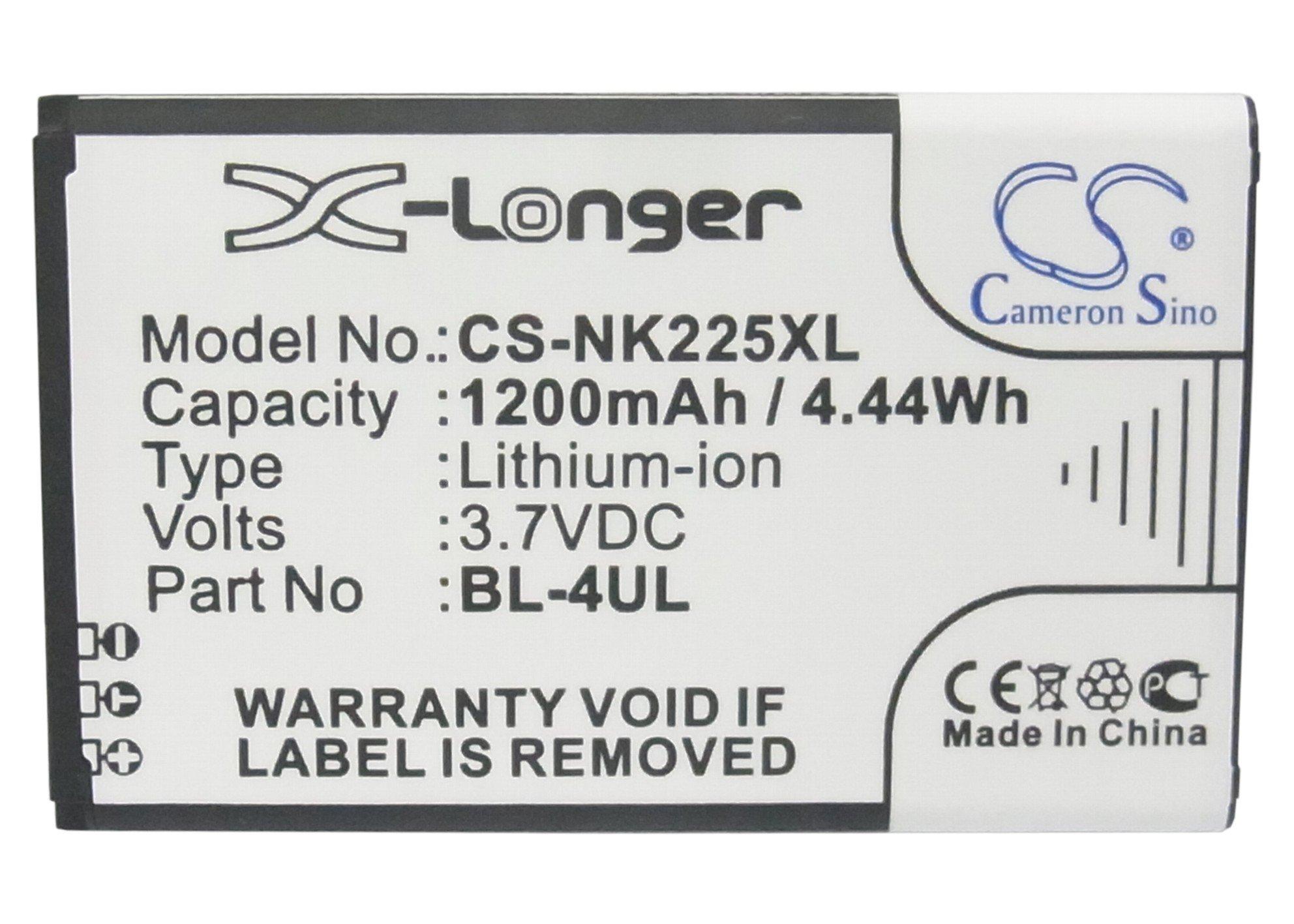 Bateria Para Nokia Asha 225 Nokia BL-4UL