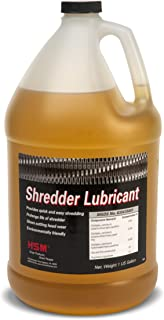 HSM 315 Shredder Oil Bottle 1 Gallon