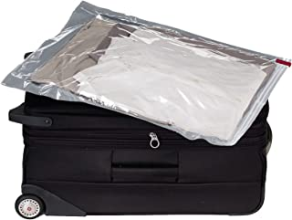 Swiss Gear Space Saving Packing Bags, Clear, One Size