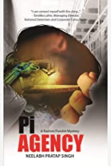 Pi Agency: A Private Investigator Thriller (Rashmi Purohit Mystery 1) Kindle Edition