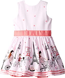 Ohlala Party Dress (Toddler/Little Kids/Big Kids)