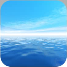Ocean live wallpaper Ocean Big Blue ( live theme live android live background live ocean live desktop live water live liquid )