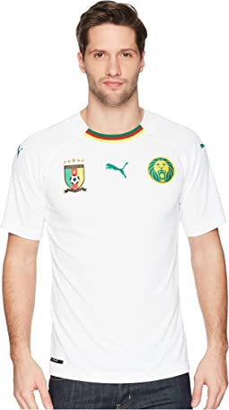 PUMA FCF Cameroon Away Shirt Replica