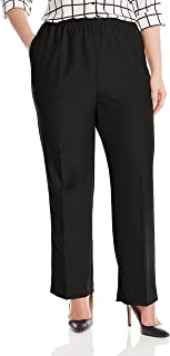 Women's Plus-Size Poly Proportioned Medium Pant