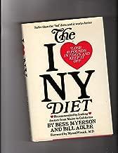 The I Love New York Diet