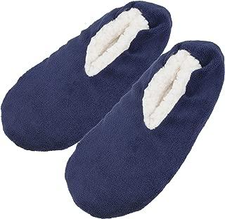 Men's Slippers Socks Autumn Winter Indoor Non-skid Floor Shoes
