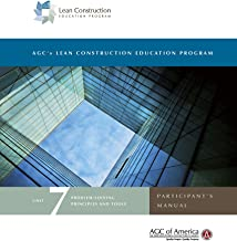 Lean Construction Education Program Unit 7: Problem-Solving Principles and Tools Participant's Manual PDF