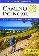 Mapa-Guía Camino Del Norte (IRÚN to Santiago)