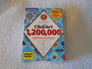 ClickArt 1,200,000 - Premier Image Pack