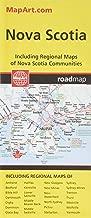 Best nova scotia road map Reviews