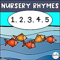 Nursery Rhyme Songs - 1, 2, 3, 4, 5