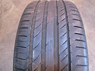 Continental ContiSportContact 5 Radial Tire - 225/40R18 92Y
