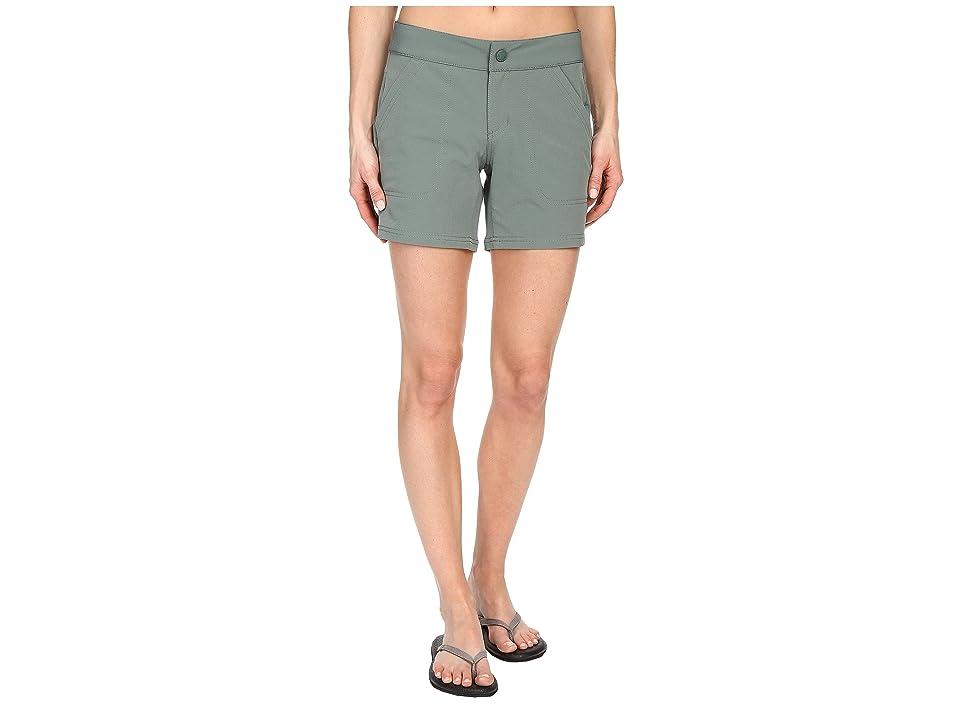 The North Face Amphibious Shorts (Laurel Wreath Green (Prior Season)) Women